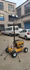 BT6000A全方位自动升降工作照明车