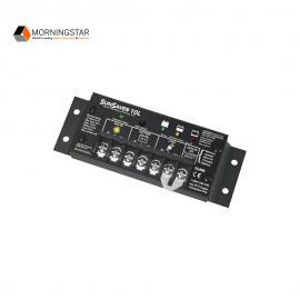 美guoMORNINGSTAR太阳能充fangdiankong制器-SunSaverxi列12V10A