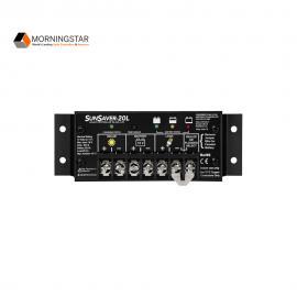 美guoMORNINGSTAR太阳能充fangdiankong制器-SunSaverxi列-SS-20L-12V