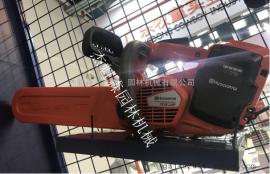 富世华电动油锯 T536Li XP锂电锯 胡斯华纳砍树机