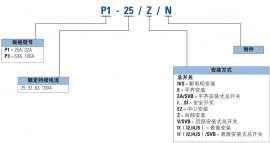P5-160/EA/SVB=》EATON伊顿授权代理商-品名:负荷隔离开关