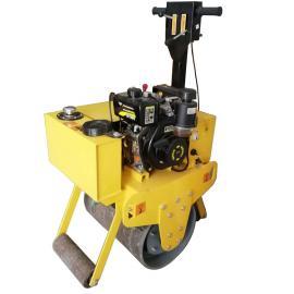 小型手扶单轮压路机 沥青修补压实机