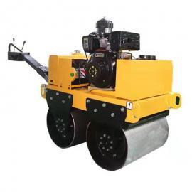 手扶单轮压路机 小型座驾式压路机 双驱双振压路机