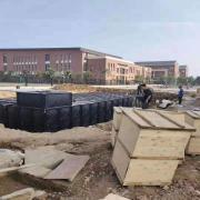 地埋式箱泵一体化泵站施工方案