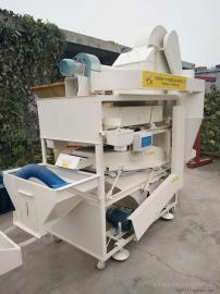 duo功能粮shi比重jing杂qing选机--bao米种子筛fen机