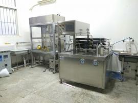 实验型UHT高温杀菌机