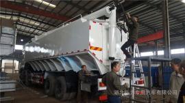 半挂散装饲料运输车60方(35吨)