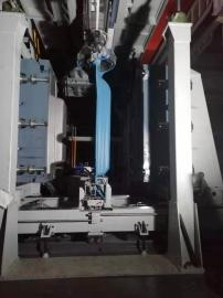 塑料船生产机器 养殖船生产设备 塑料小船吹塑机