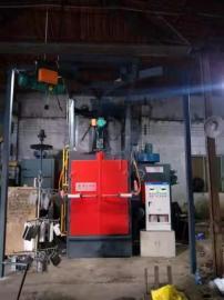 钢铁自动化抛丸机