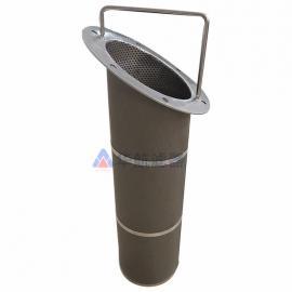 高精度不锈钢提篮滤芯 非标定制提篮过滤器滤芯 斜口提篮滤芯