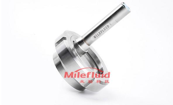 304不锈钢活接视镜,卫生级圆螺纹焊接视镜,玻璃活结观察视镜