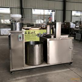 Z-DF小型豆腐机美观耐用 全自动嫩豆腐机不锈钢制造