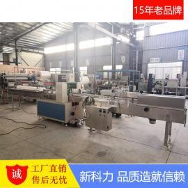 新科力外贸出口卷纸包装机-经济型卷筒卫生纸巾包装机械KL-500TS