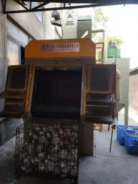 铝合金压铸打砂机