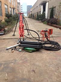 风动潜孔钻机SKM150T钻车钻机