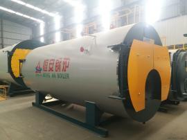 10吨燃气蒸汽锅炉 10吨燃油蒸汽锅炉