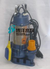 WQ型工程用污水泵 化工污水潜水泵