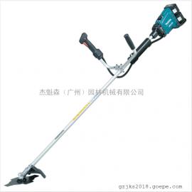 makita日本牧田DUR361URM2充电式无刷18V割草机 草坪机