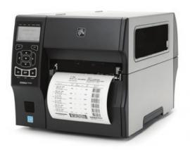 昆山Zebra斑马ZT420标签打码机