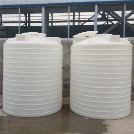 8立方ju乙烯酸碱储罐反渗透塑料水箱