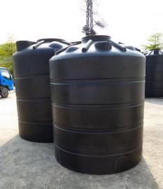 3立方ju乙烯酸碱储罐反渗透塑料水箱
