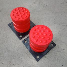 聚氨酯缓冲器型号 行车防撞器 法兰盘缓冲器 橡胶缓冲器