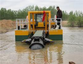 航dao清淤船报价 清淤施工方案 环保型清淤船-启航疏浚