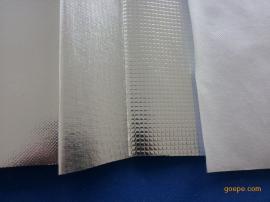 铝箔水刺布,铝膜水刺布,镀铝膜水刺布,银膜水刺布,淋膜水刺布