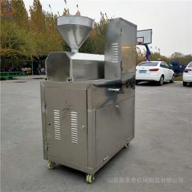 圣泰自动控温粉丝机图片 红薯粉条加工机简介 6FT-40