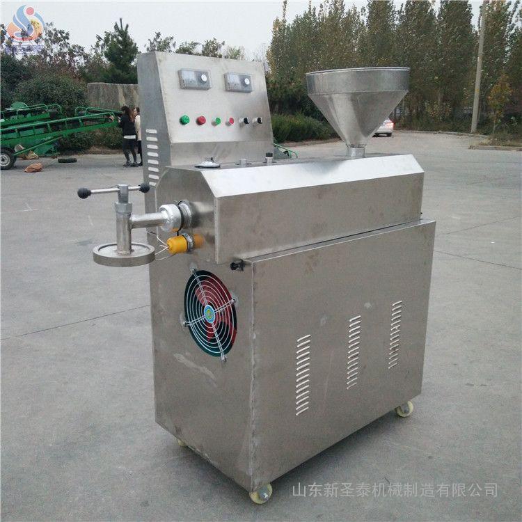 圣泰两相电粉条粉丝机型号 自动控温粉条机图片 6FT-40