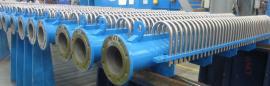 热轧ji层流冷却系统 层流冷却管 热轧带钢层流冷却系统