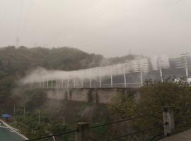 喷雾除臭系统广泛应用在垃圾站污水厂各领域
