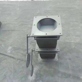 首阳环保链条星型卸料器结构原理和设计工艺要求齐全
