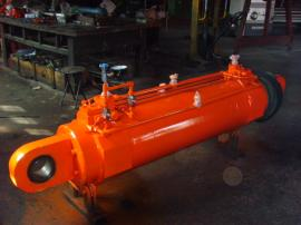 电厂斗轮机液压油缸