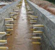 管道支架 电镀厂玻璃钢管道支架免维护