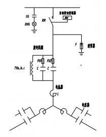 电机配套使用,高压电容补偿柜减少电机功率损耗