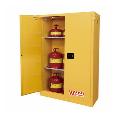 45G易燃液体自闭门防火安全柜