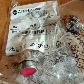 Allen-Bradley绿色LED模块800F-N3G,800F-D0C