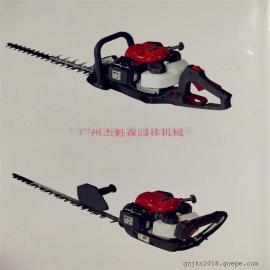 叶红TGS2800XP电动绿篱机 园林充电式修剪机 绿化手持绿篱机