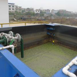 MBR一�w化生活污水�理�O�� 小�^污水�理出水可回用�_��灌溉M-200