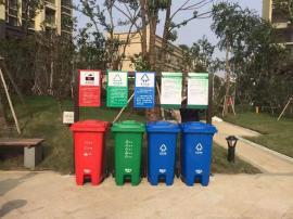小区垃圾分类栏-物业学校垃圾宣传分类栏-垃圾分类栏生产加工