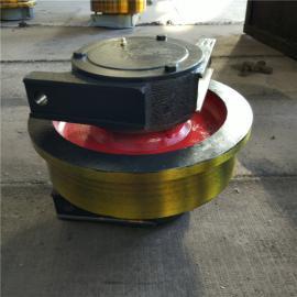 亚重600*160双边车轮组 龙门吊行车轮 *生产起重机车轮可定制
