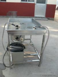 白斩鸡牛腿肉盐水注射机 小型手动盐水注射机 带骨盐水注射机