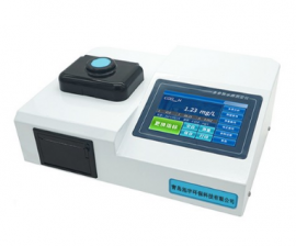 XY-1100型触屏式多参数水质快速测定仪