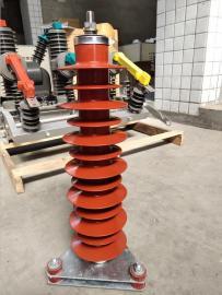 10KV高压避雷器HY5WS-17/50硅橡胶