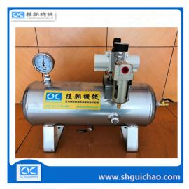 热流道增压泵 压缩空气增压泵 SMC增压器 CNC夹刀头增压阀
