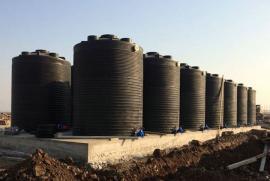 3吨ju乙烯水箱塑料储罐