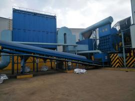 钢厂烧结机头电除尘器提升改造布袋除尘器达标排放方案