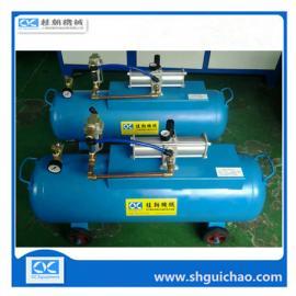 热流道增压泵 注塑机压缩空气增压泵 SMC压缩空气增压阀