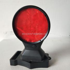 磁力双面方位灯FL4831A红色频闪方位信号灯